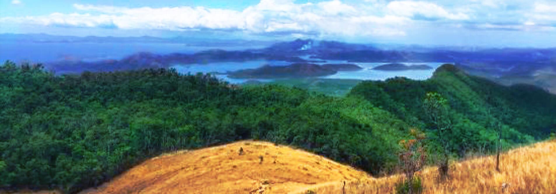 Hike Mt Dalara & Maquinit Hot Springs