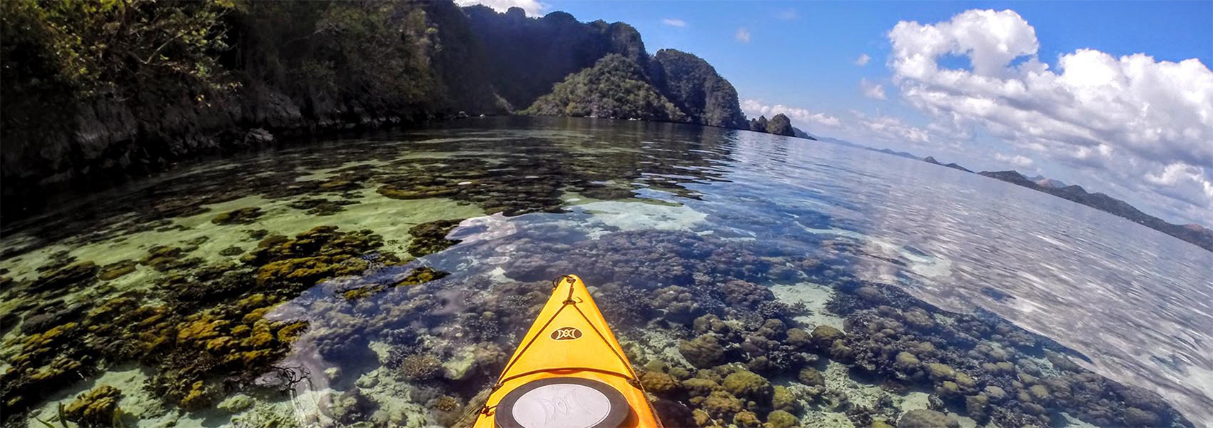 Ultimate Coron Kayak Day Trip
