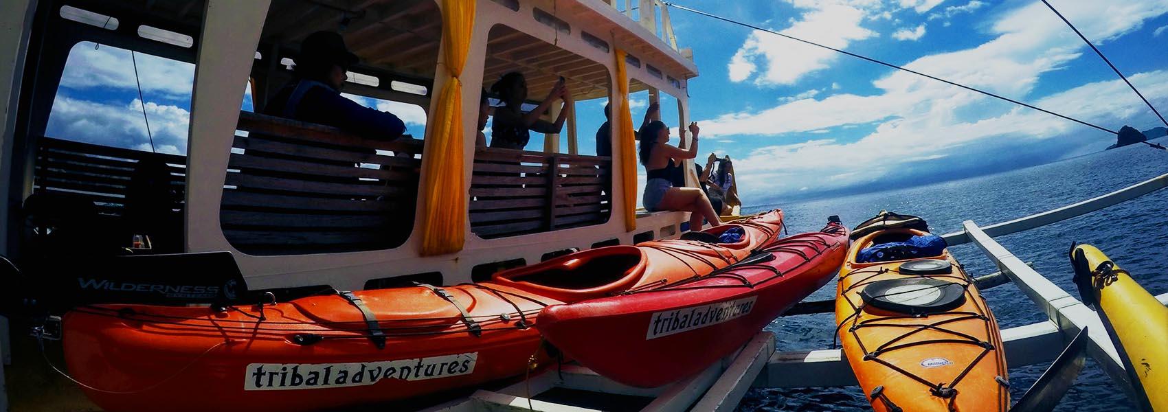 El Nido to Coron Sea Safari