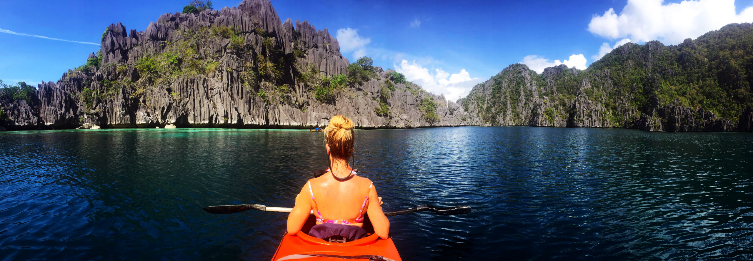 Ultimate Coron Banca & Kayak Day Trip