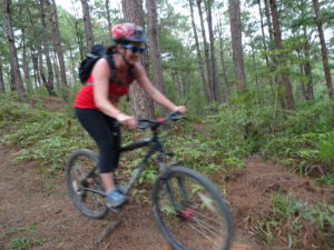 Sagada mountain biking